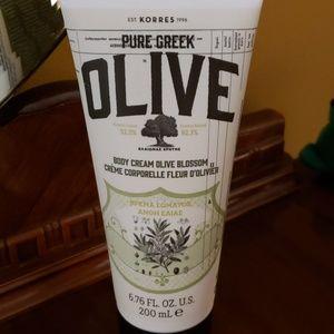 Korres Pure Greek Olive Blossom Body Cream